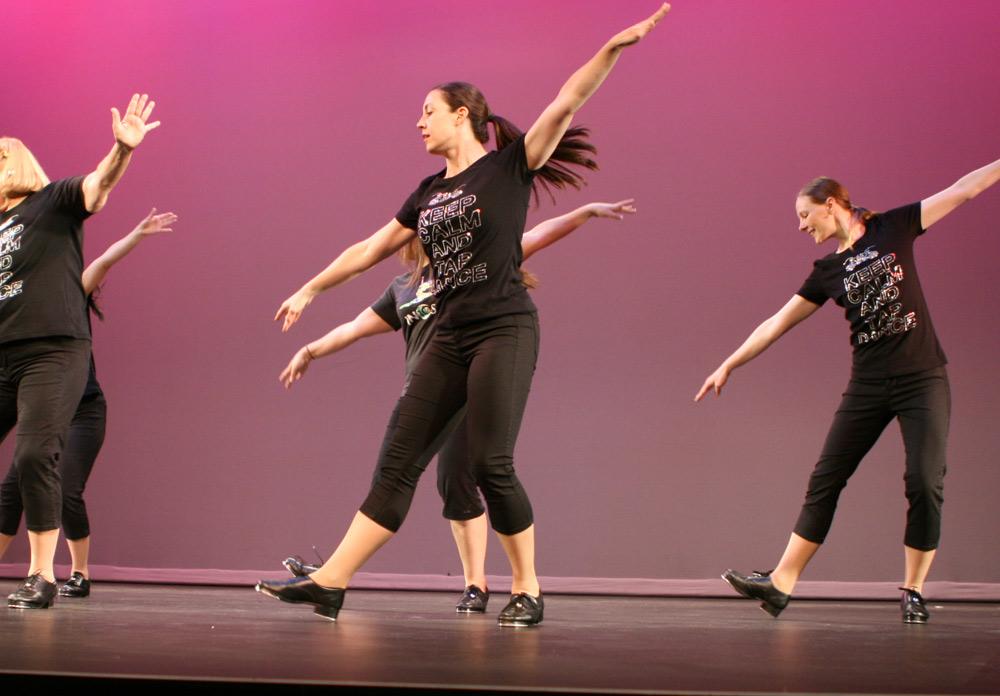Studio 10 Tap Dance Classes